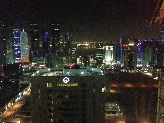 InterContinental Doha The City: View from the 38th Floor