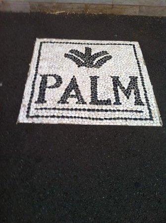 PALM Hotel & Spa: entrée du palm