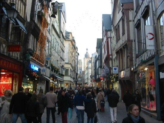 Rue Saint-Romain : Rue Saint Romain