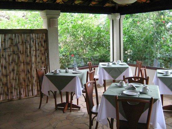 Servus Guest House : cafe da manha
