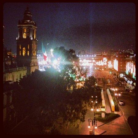 Hostel Mundo Joven Catedral: bar's view