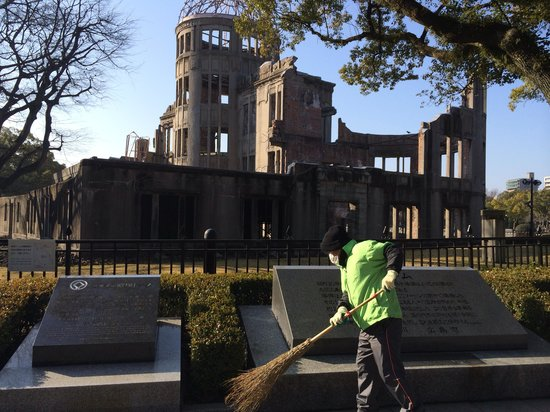 Museo Memorial de la Paz de Hiroshima: Entretenir la mémoire.