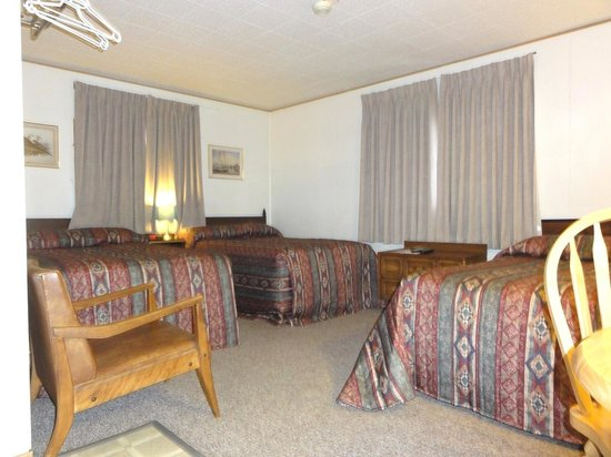 Tel Star Motel: Three Bed Room Suite