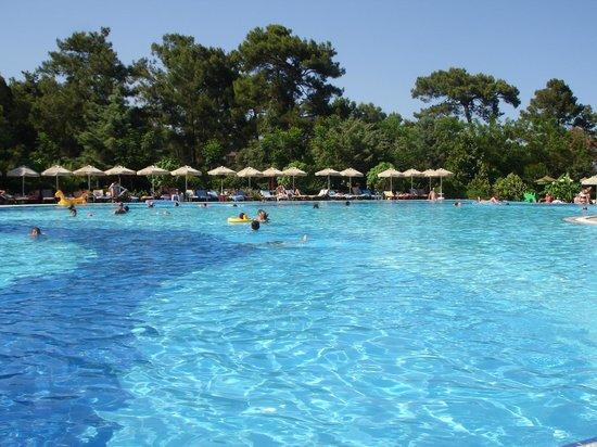 Club Marmara Kimeros Hotel: piscine