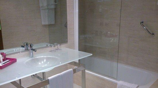 Zenit Lisboa: baño
