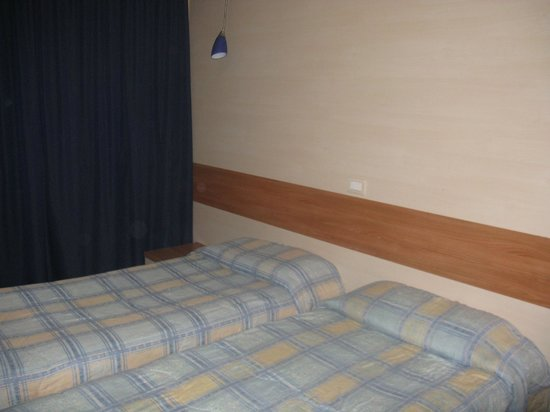 Hotel Centro Turistico Gardesano: Обычный двухмесный номер