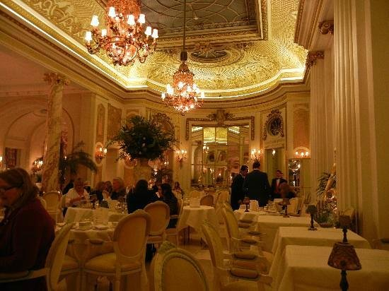 The Ritz London: sala de jantar