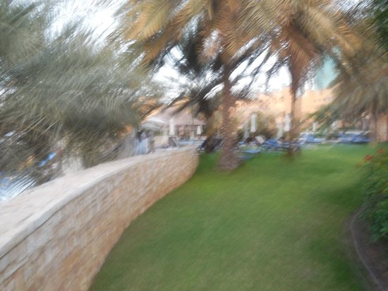Sheraton Abu Dhabi Hotel & Resort : area recreativa