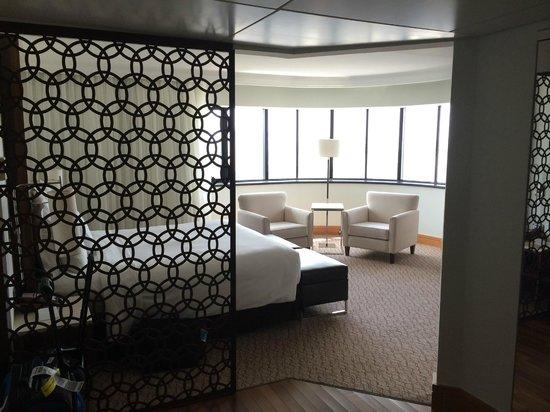 Renaissance Sao Paulo Hotel : Entry vestibule