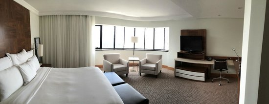 Renaissance Sao Paulo Hotel : Suite