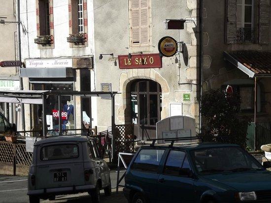 Limosino, Francia: La Sax'o - sunshine in January