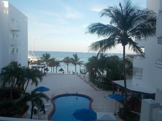 Holiday Inn Cancun Arenas: VISTA DE ISLA MUJERES