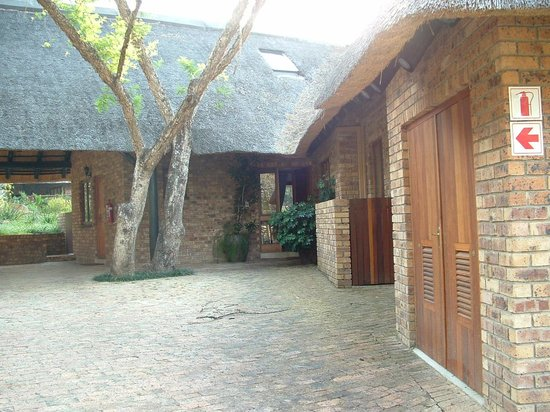 Kruger Park Lodge: il nostro lodge