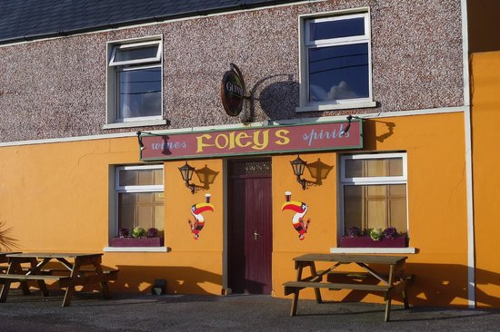 Foleys Bar: family run business five generations