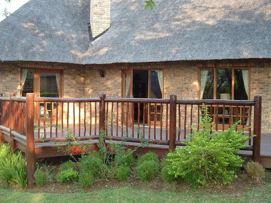 Kruger Park Lodge : il nostro lodge