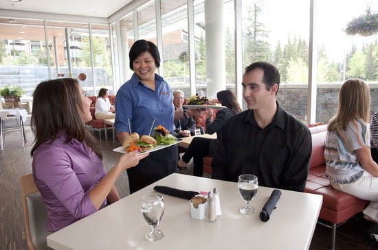 Banff Centre for Arts and Creativity: Maclab Bistro