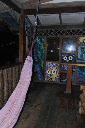Kaya's Place : hammock