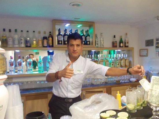 Holiday Inn Cancun Arenas: CAPITAN