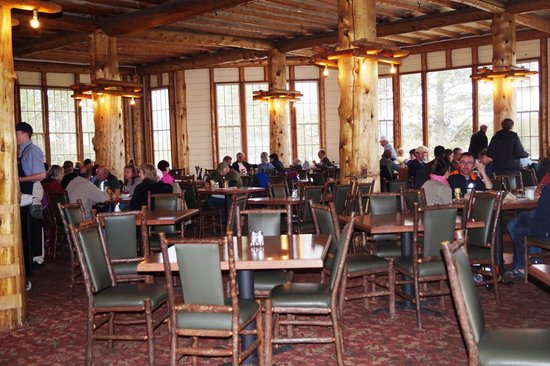 Lake Yellowstone Hotel Dining Room Reviews