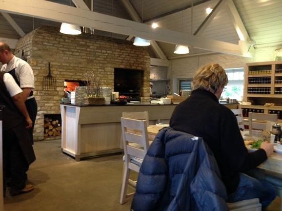 Daylesford Organic Farm Cafe: cafe