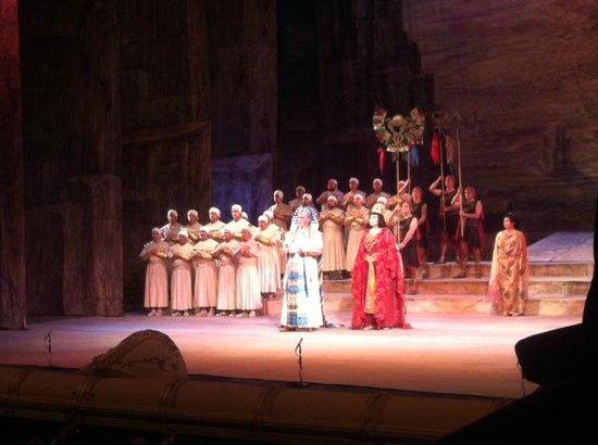 "National Opera House of Ukraine: ""Аида"""