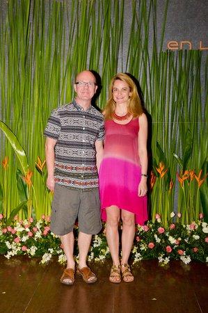 Novotel Phuket Kata Avista Resort and Spa: The hotel had a gala New Years Eve Meal