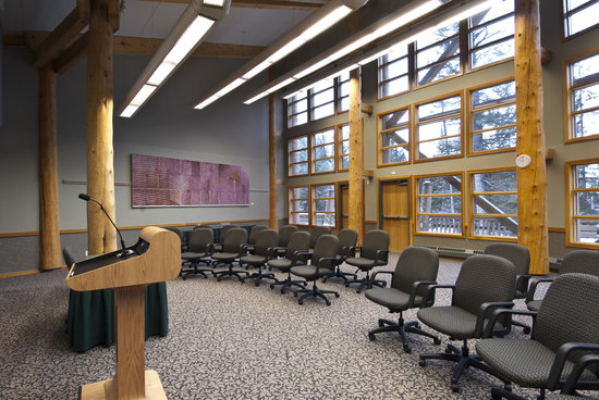 Banff Centre for Arts and Creativity: Inspirational Mountain Meeting Spaces