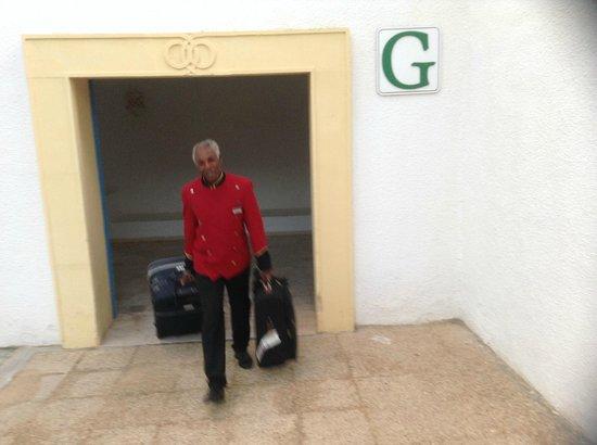 El Mouradi Djerba Menzel : Der Bungalow