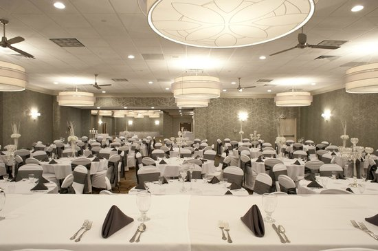 Holiday Inn Rock Island - Quad Cities: Grand Ballroom