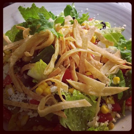 Hilton Long Beach: Southwestern salad