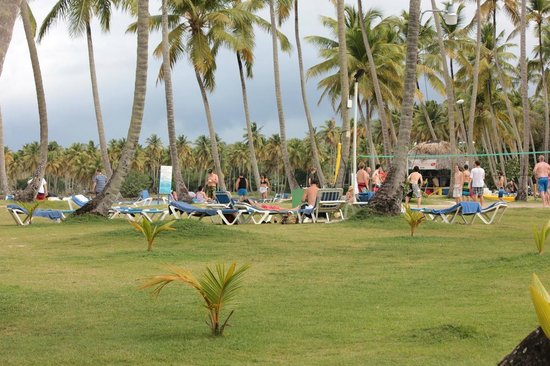 Grand Paradise Samana : plage