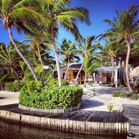 La Perla Del Caribe : Our gorgeous villa at La Perla