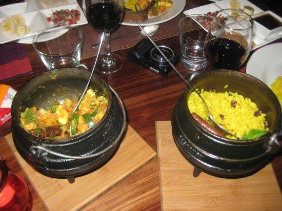 Lizette's Kitchen: Curry