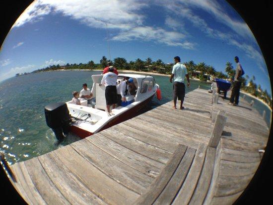 La Perla Del Caribe : water taxi