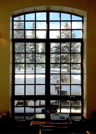 Tivoli Lodge: Breakfast View