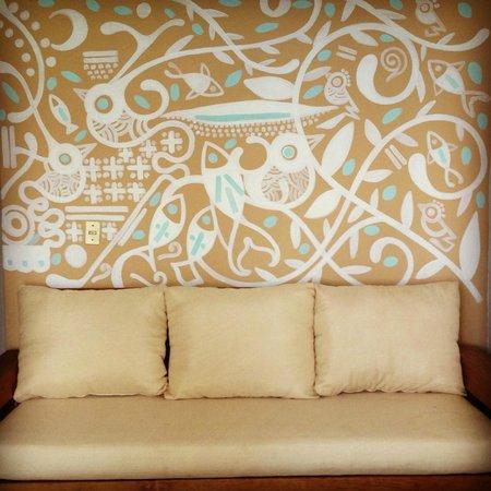 Emperador Vallarta Beachfront Hotel & Suites: Jr Suite living room area