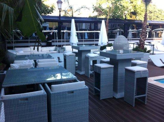 Hotel Emir : piscine emir