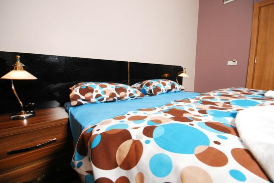 Subrosa Hotel Istanbul: double room
