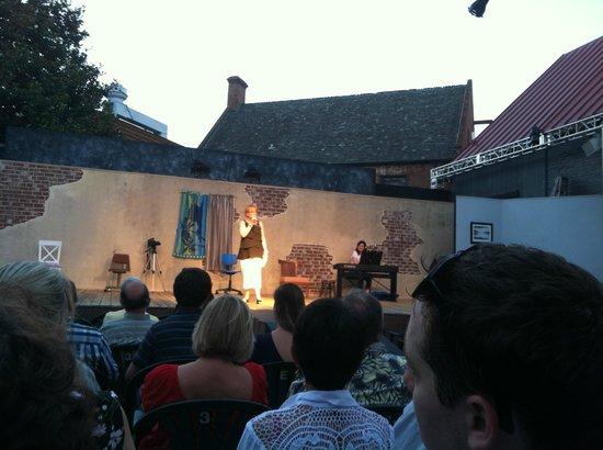 Inn at Horn Point: America's Oldest playhouse, season opens April 2014