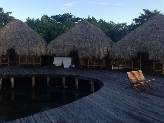 St. George's Caye Resort : Bungalows