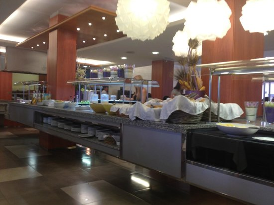 Aqua Hotel Bertran Park: Dining Area