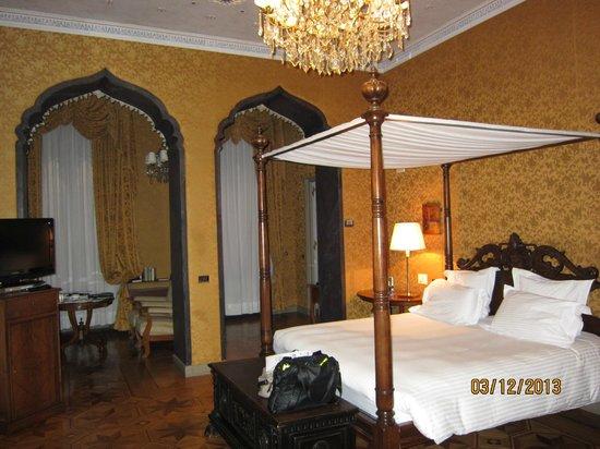 Villa Crespi : Комната