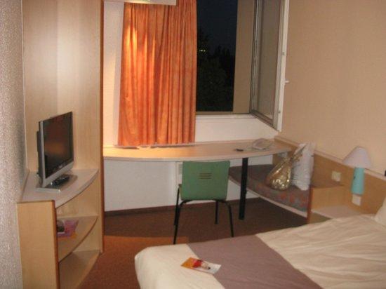 Hotel Ibis Lyon Bron Eurexpo : Двухместный номер