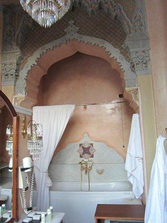Villa Crespi : Ванная комната