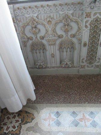 Villa Crespi : Декор