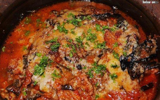 El Colibri: Baked Eggplant