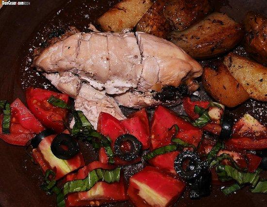 El Colibri : Chicken Supreme