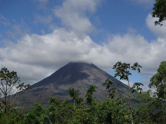 Sky Adventures - Arenal Park: volcano
