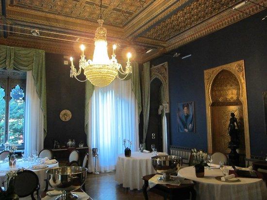 Villa Crespi : Ресторан
