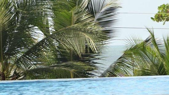 Sonesta Hotel Cartagena: Visual da piscina